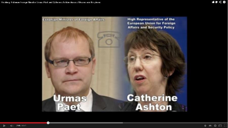 Nagrana Catherine Ashton – to Majdan opłacał snajperów?