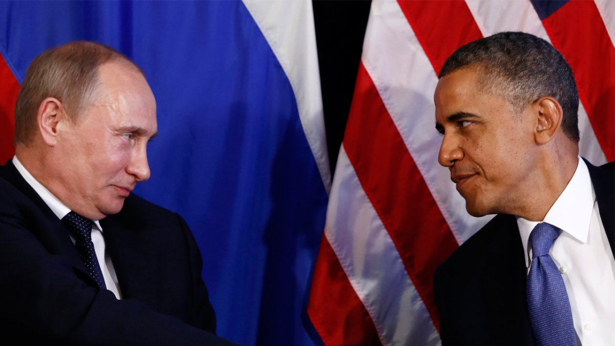 Putin – Nie moja ręka…..