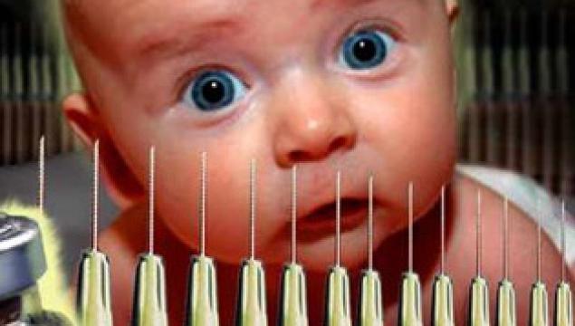 Sanepid nie ma prawa karać rodziców z odmowę szczepienia dzieci.