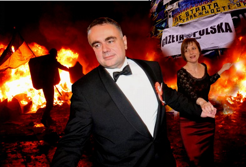 """Ks. Isakowicz-Zaleski: """"Redakcja Gazety Polskiej zablokowała mój felieton o banderowcach"""""""