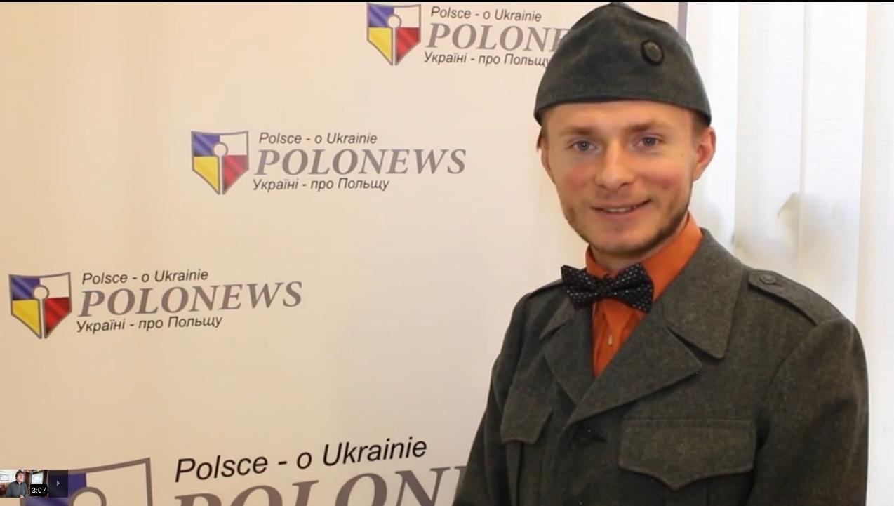Polski banderowiec!