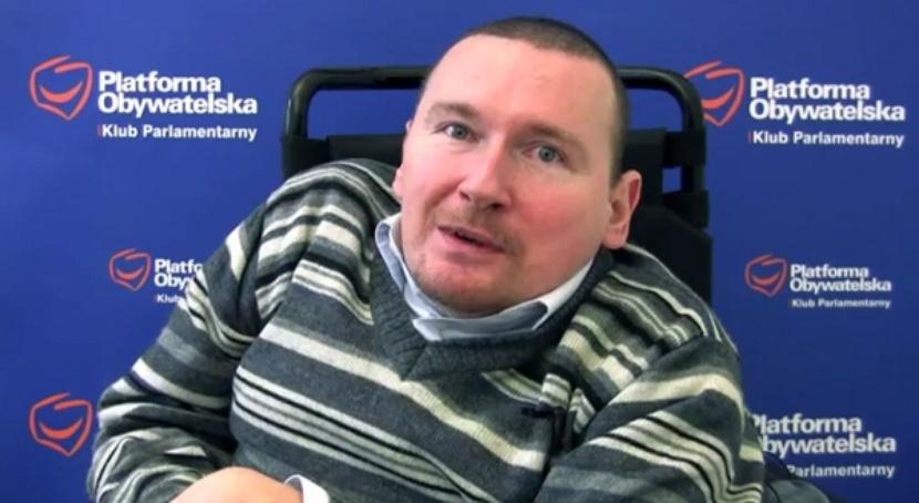 WOLNY CZYN: Wyzwolenie Marka Plury (PO) z niewoli szlachty polskiej