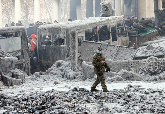 """Polska Majdan Ukraina"" – konferencja w Zabrzu (KWK Guido)"