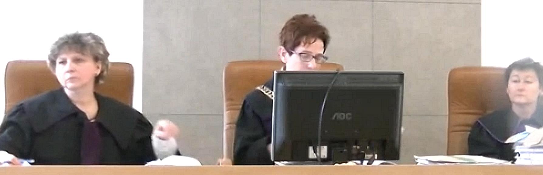Jawność w sądzie w Bytomiu