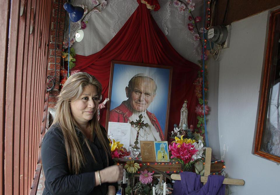 Kobieta z Kostaryki świadectwem cudu Jana Pawła II.