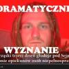 Dramatyczne wyznanie Ariela głodującego w proteście pod Sejmem