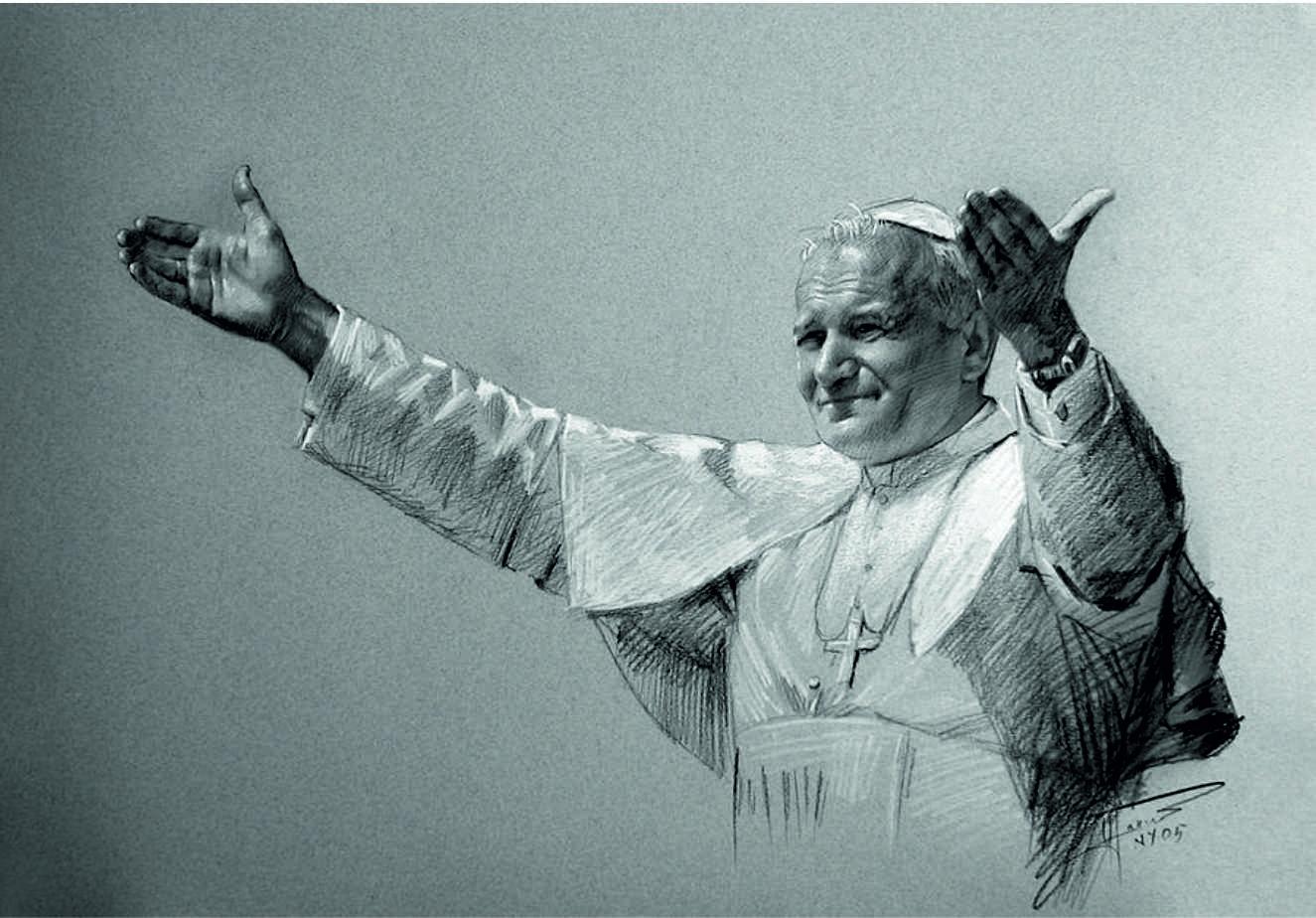 Święty Jan Paweł II o Ojcu i marnotrawnym synu