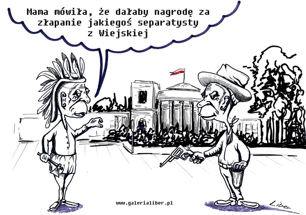 Separatyści z Wiejskiej