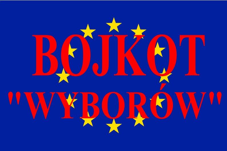 Bojkotujmy głosowania do Parlamentu Unii!