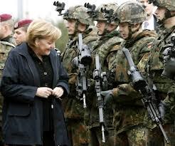 A Bundeswehra prawie już wkroczyła do Polski