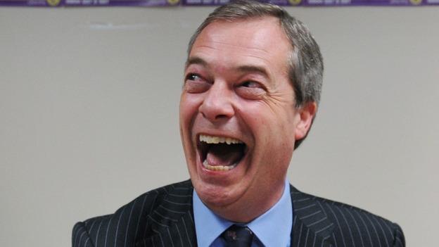 Nigel Farage pośrednio za zmuszaniem kobiet do aborcji