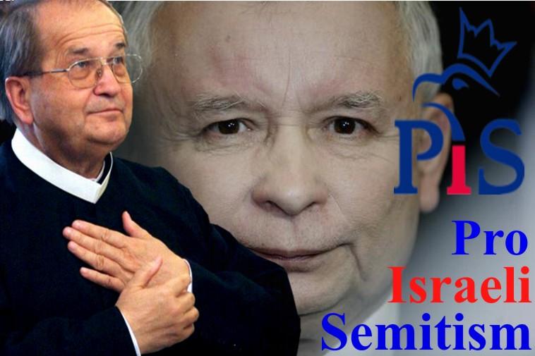 Antypolskie i antykatolickie decyzje prezesa Kaczyńskiego i PiS