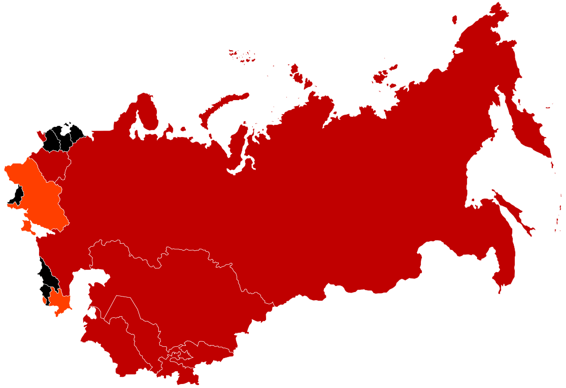 Związek Radziecki naszym przyjacielem jest ….
