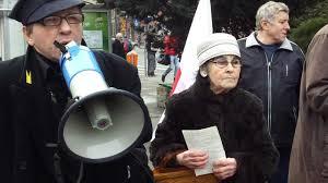 O akcji pod pomnikiem NKWD – zeznaje Elżbieta Postulka