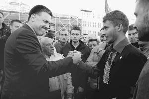 Ukraina winna powołać w Europie sojusz wymierzony w Putina
