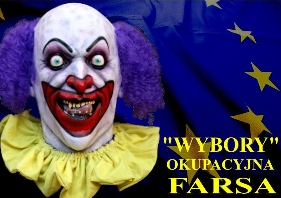 Eurowybory okupacyjna farsa