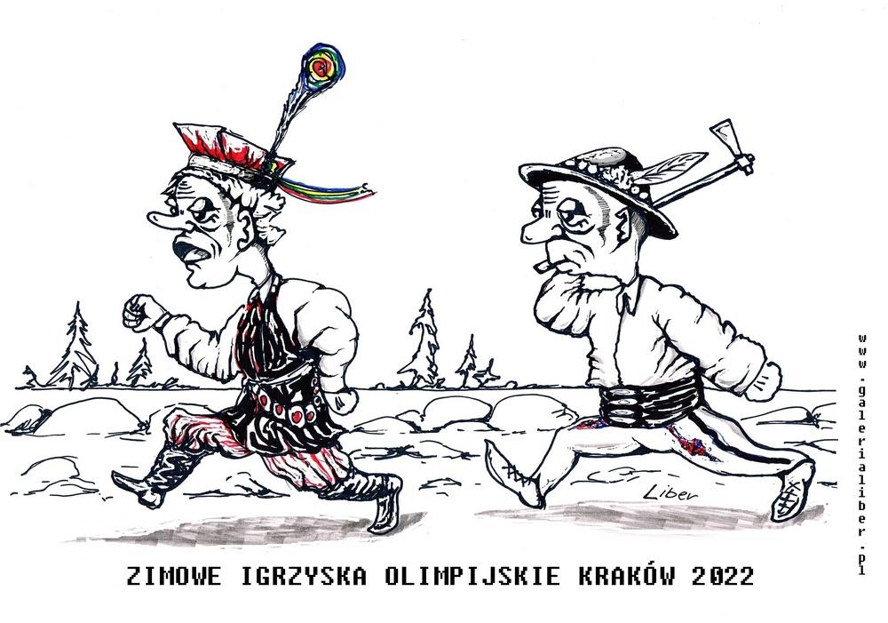 Krakowiacy i Górale, czyli cudu nie było