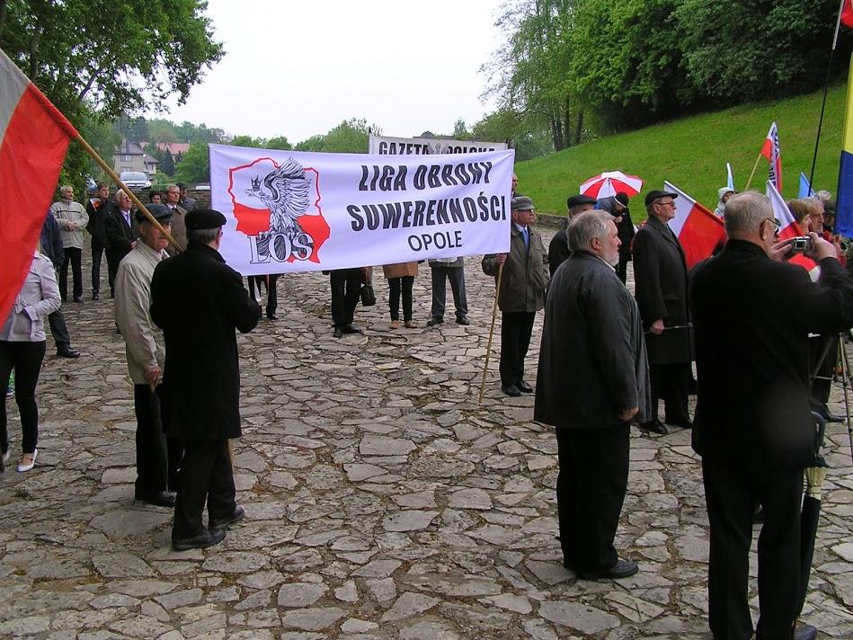 Liga Obrony Suwerenności w 223. rocznicę Konstytucji 3 Maja