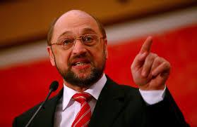 Schulz obiecuje koncernom znormalizować euro robola