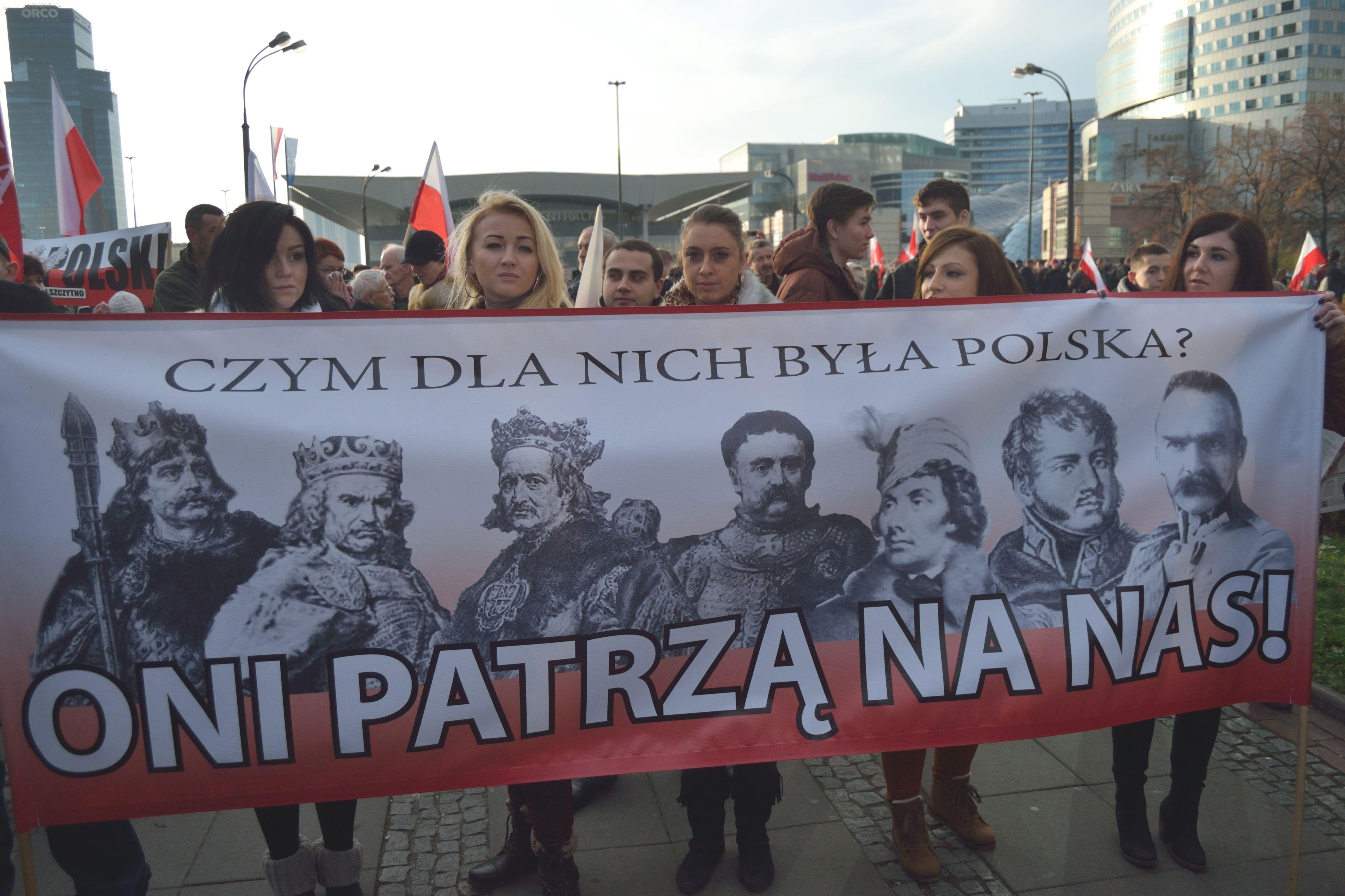 Katowice powstają przeciw rządowi zamachowców