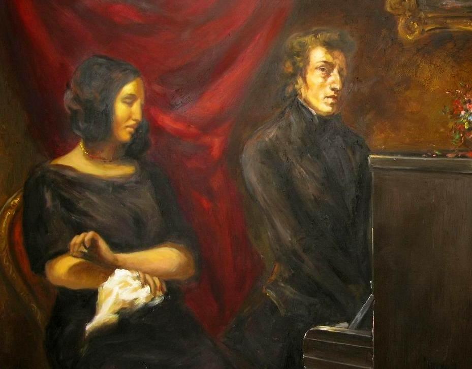 Pan Chopin i Madame Sand cz. 5