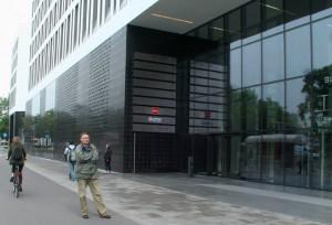Kękuś pod Bankiem Śląskim