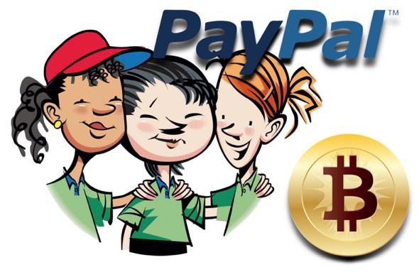 PayPal i Bitcoin połączą siły?