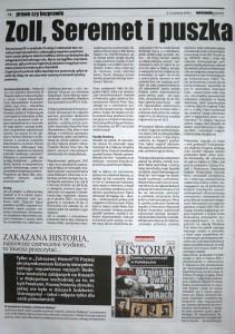 Zoll, Seremet i puszka Pandory, Warszawska Gazeta Nr 23, 06-12.06.2014, strona 18