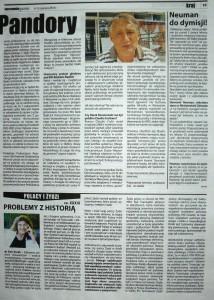Zoll, Seremet i puszka Pandory, Warszawska Gazeta Nr 23, 06-12.06.2014, strona 19