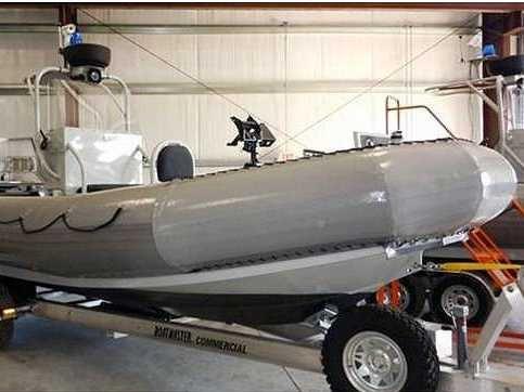 USA wydało miliony na łodzie dla Afganistanu- kraju bez morza.