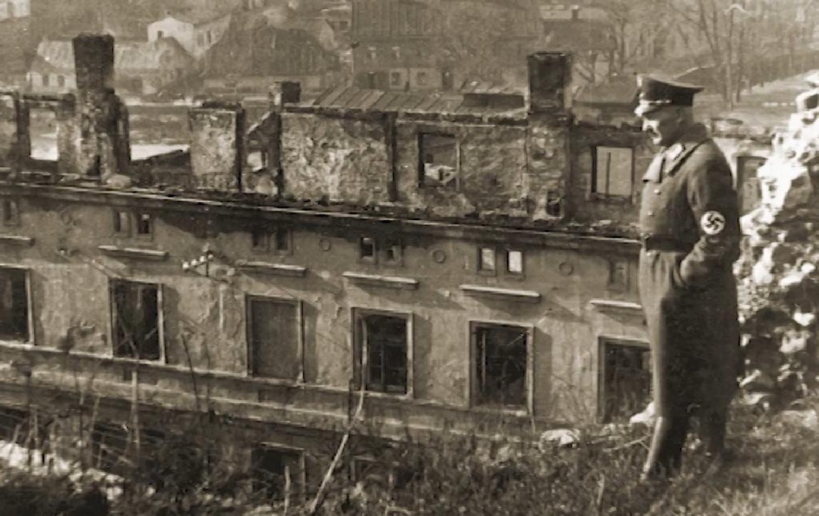 Niemcy, ofiary nazistów…
