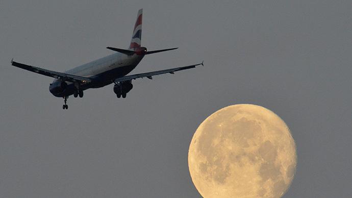 13 samolotów zniknęło z radarów nad Europą