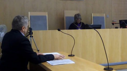 WOLNY CZYN: Andrzej Rank o jawność procesu – Sąd Apelacyjny w Gdańsku