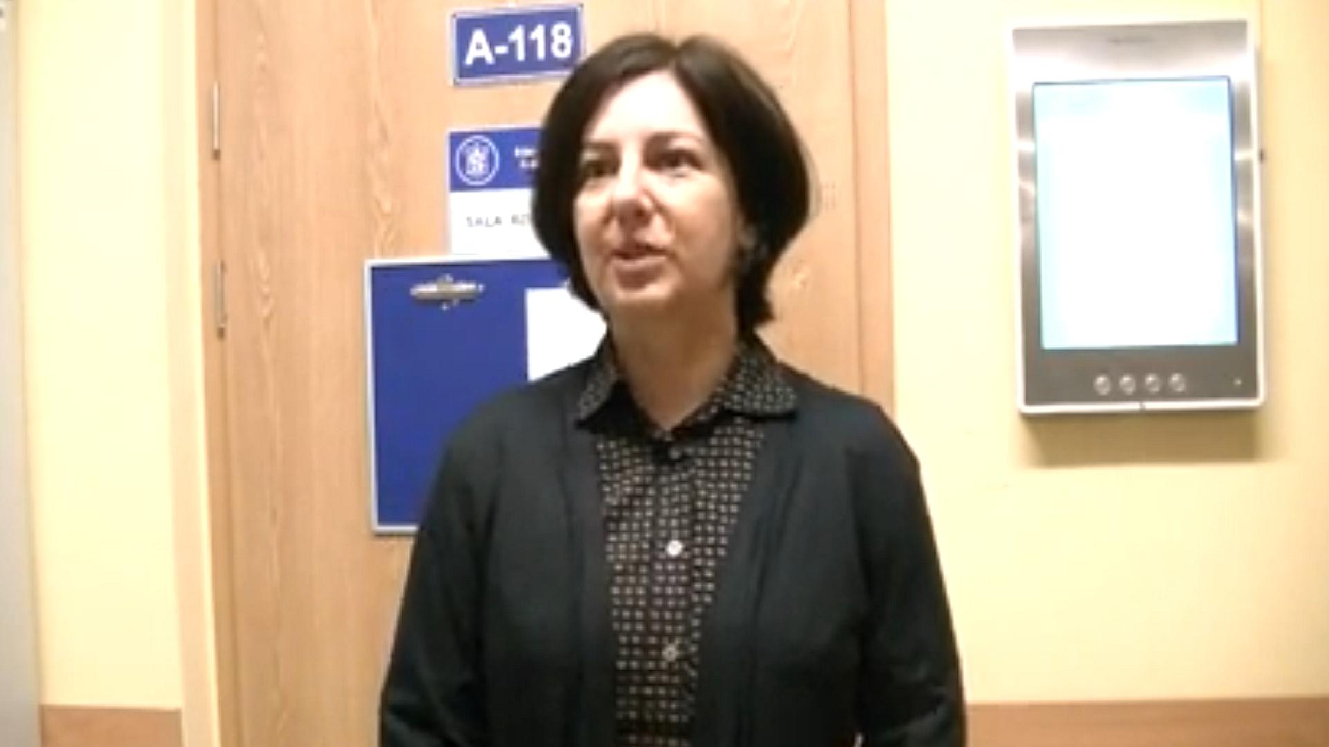 WOLNY CZYN: Represje za obronę imienia Polski: dr Monika Bieniek (UJ)