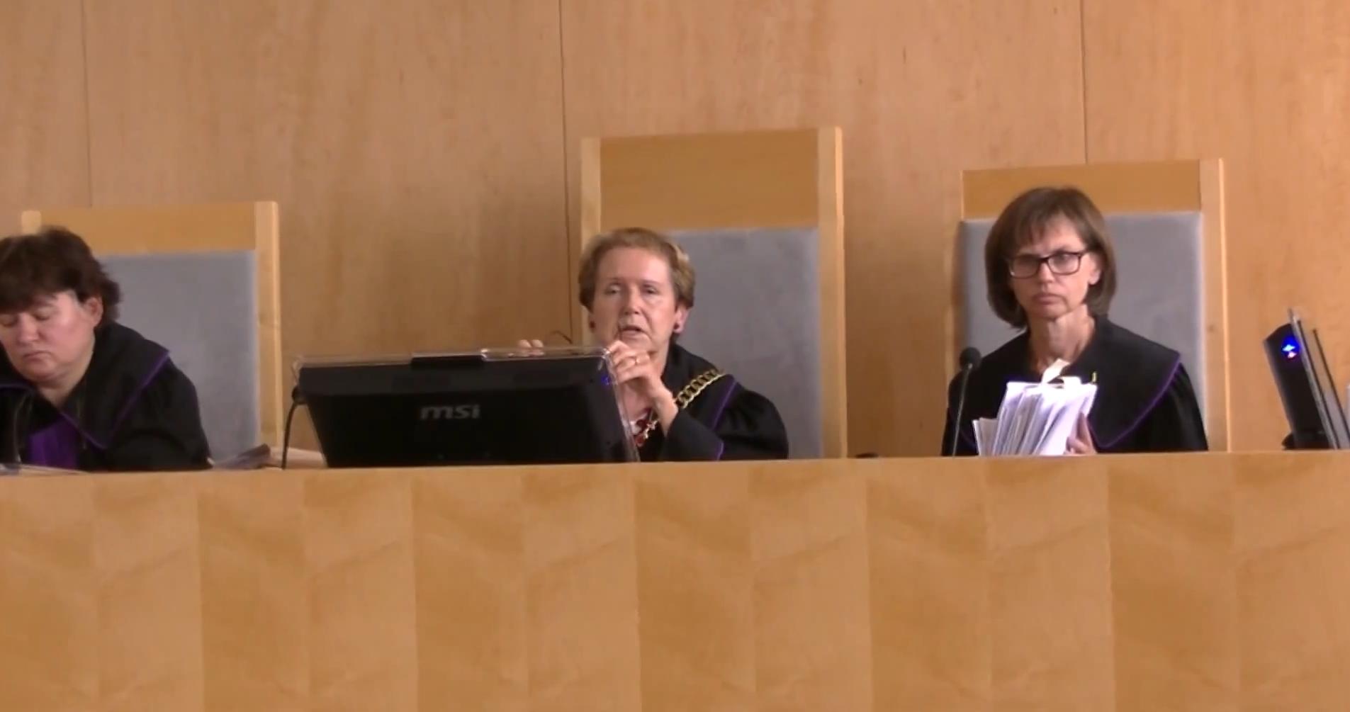 Jawność w Sądzie Okręgowym w Katowicach – proces W. Polczyka