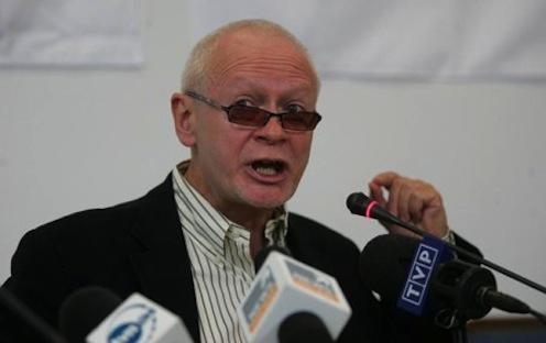 Michał Boni – kłamca i tchórz.