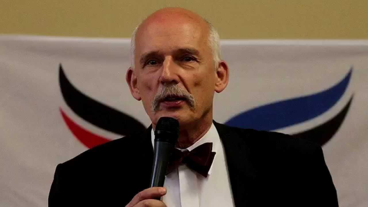 Niemcy szykują pałę na Korwin-Mikkego