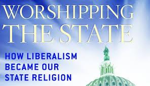 Liberałowie niszczą religię bo ich bogiem jest władza.