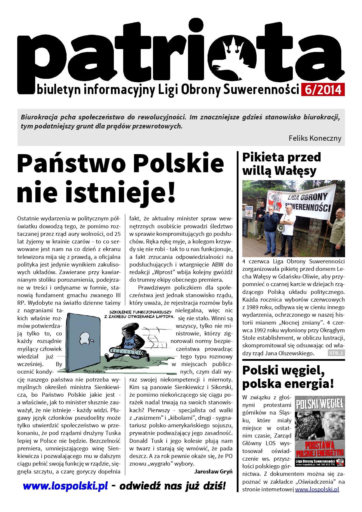 Patriota 06/2014