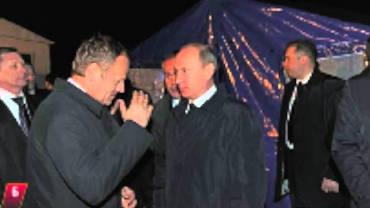 Putin, krwawy pajac, przy okazji wykańcza Tuska