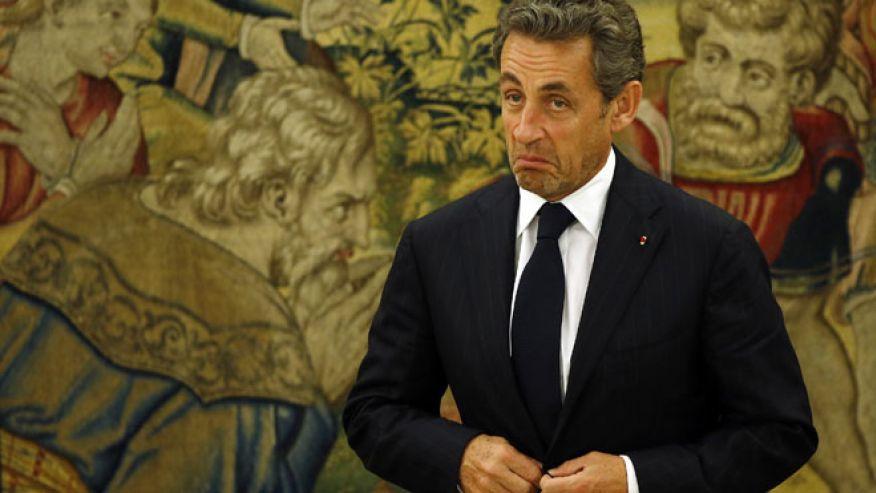 """Prezydent Francji Sarkozy- w """"pierdlu"""""""