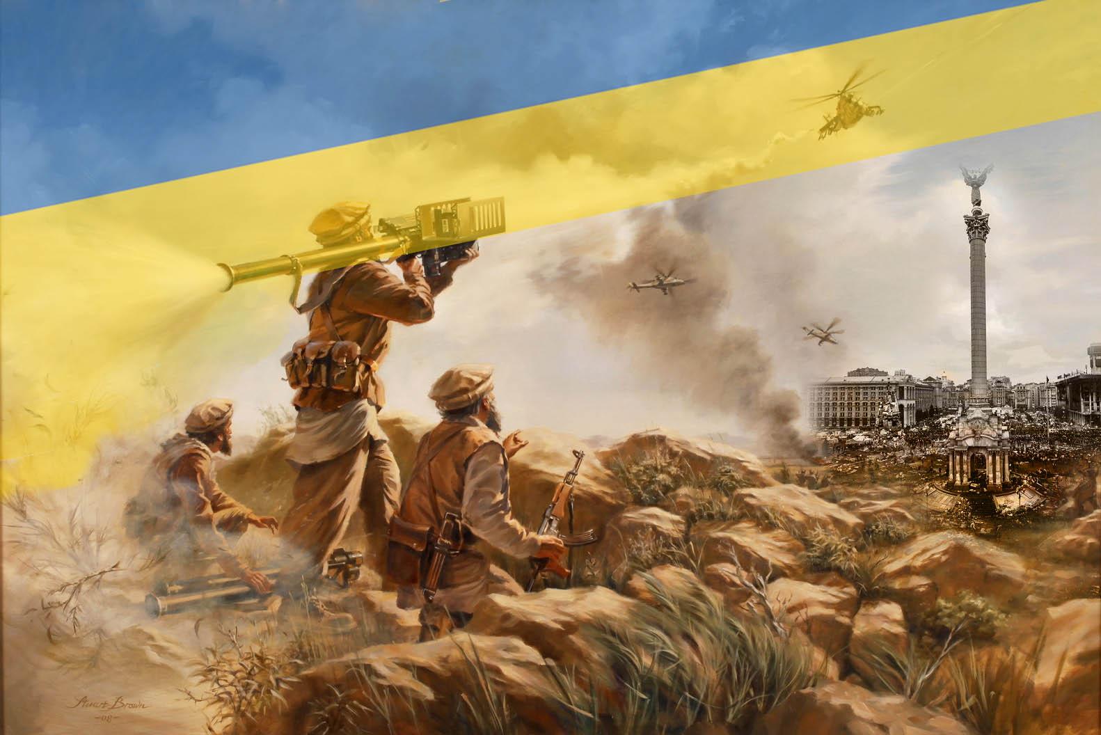 9. kompania Poroszenki. Porównanie wojny domowej na Ukrainie do wojny afgańskiej z 1979 r.