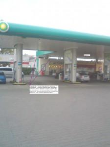 1 stacja paliw BP