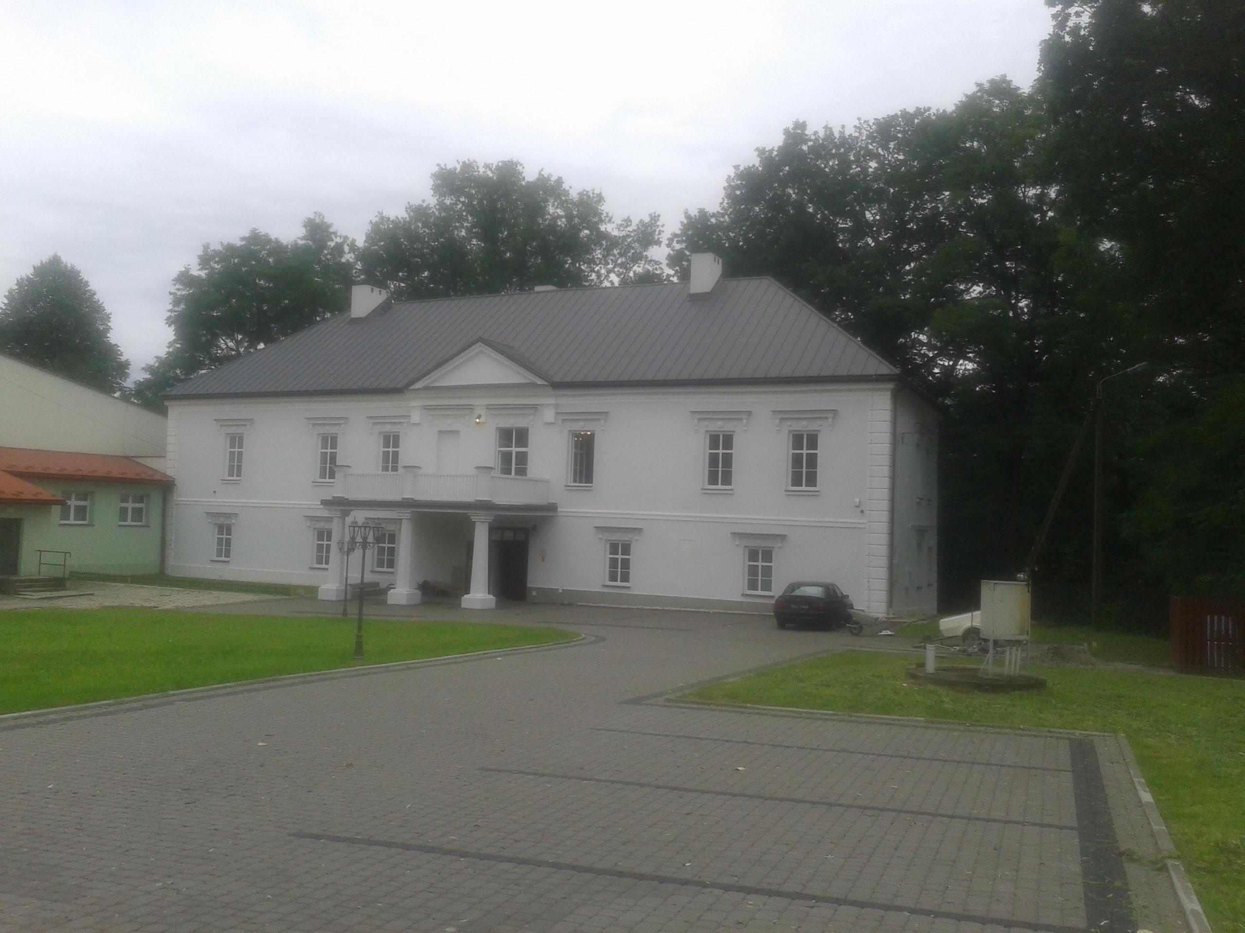 Czy we dworze Długoszowskich w Bobowej straszy wiedźma Korupcja? (cz.1)