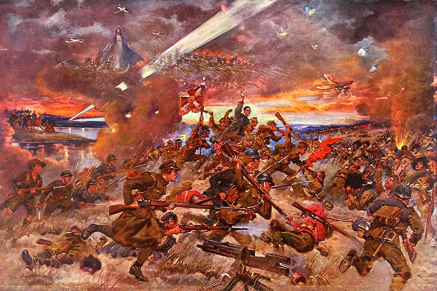 Jak uczcimy setną rocznicę Bitwy Warszawskiej?