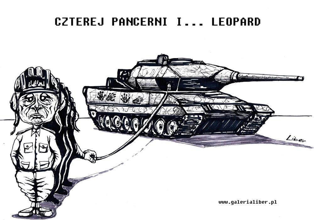 Czterej pancerni i…Leopard