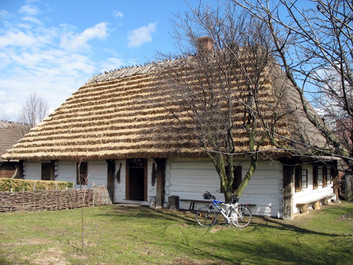 Kurna chata z kraja, czyli rzecz o kominach