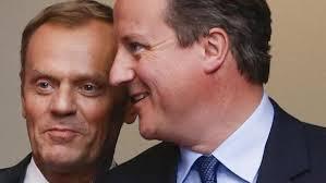 Tusk- bendem prezydętem Rady Europy. Cameron go poprze