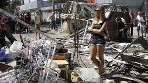 Na Kijowskim Majdanie protest trwa