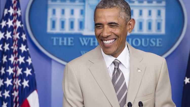 Prezydent Obama wyklucza wojskową interwencję na Ukrainie.